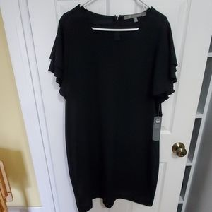 Daisy Fuentes Basic Black Dress